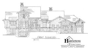 rambler and single story home plans stock plan search