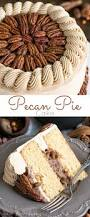 this pecan pie cake is perfect for your holiday get togethers
