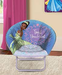 Disney Princess Collection Bedroom Furniture Princess U0026 The Frog Saucer Chair For My Kids Pinterest