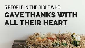 Bible Message On Thanksgiving A Special Thanksgiving Message Br