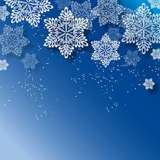 blue christmas free vectors blue christmas background with white snowflakes cgvector