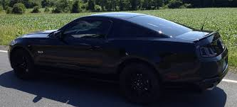 Black Mustang Gt Post Pics Of Your Black Stang Page 6 The Mustang Source