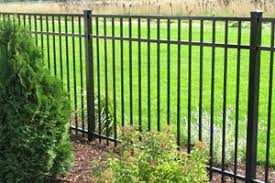 aluminum fence cost prices mn