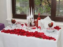 Valentine Dinner Table Decorations Interior Designs Romantic Table Setting Ideas 013 Romantic Table