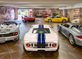 Awesome Car Garages | the perfect 10 car garage on a 100 000 budget