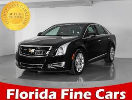 compare cadillac cts and xts used 2016 cadillac xts premium sedan for sale in palm fl