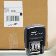What Side Do Stamps Go On by Amazon Com Trodat Economy Self Inking Date Stamp Stamp