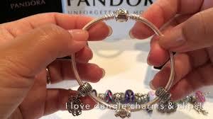 pandora sterling silver clip bracelet images My pandora bracelet necklace jpg