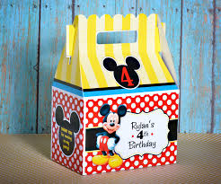 mickey mouse party favors mickey mouse and minnie mouse
