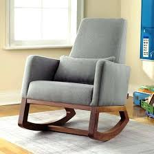 Poang Rocking Chair For Nursery Ikea Rocking Chair Nursery Image Of Gray Upholstered Rocking