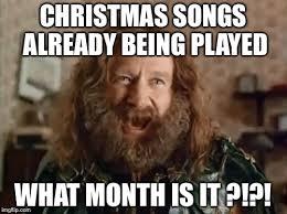 November Meme - it s only november imgflip