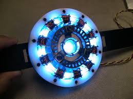 make an iron man arc reactor 6 steps with pictures