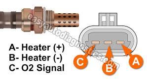 part 1 3 wire oxygen sensor heater test 1993 3 8l v6 gm