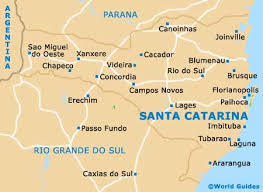 map of santa florianopolis maps and orientation florianopolis santa catarina