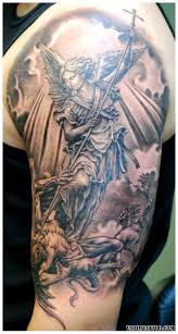 65 angel tattoos guardian and fallen angel tattoo designs and ideas