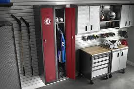 Kobalt Storage Cabinets Kobalt Cabinets Extra Shelves Lowes Wallarage Storage Closet Bins