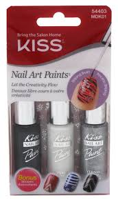kiss nail artist manicure design kit gala amazon ca beauty