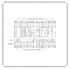 world floor plans gallery of ad classics world trade center minoru yamasaki