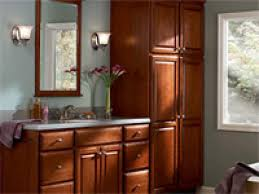 furniture beautiful bathroom cabinets with sink and square miror