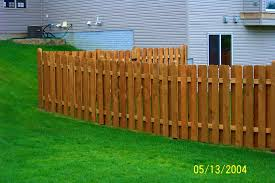 cost of fencing a backyard best interior design ideas