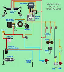 17 best motorcycle wiring diagrams images on pinterest