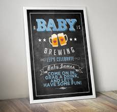 coed baby shower welcome sign floral rustic boho babyq chalkboard couples co ed