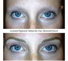 Eyebrow Tattoo Before And After Eyebrow Tattoo Hair Loss Solutions