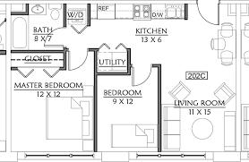 Tamarack Floor Plans by The Lofts Abbott Unit 202c Buffalofts Lofts