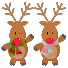 free reindeer clip art image cartoon reindeer image cliparting com