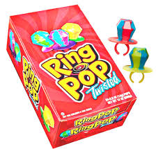 ring pop boxes ring pop twisted lollipops 24 box sweet dreams gourmet