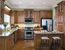 Cabinet Hardware Denver Kitchen Pretty Kitchen Decor With Aristokraft Cabinetry Design
