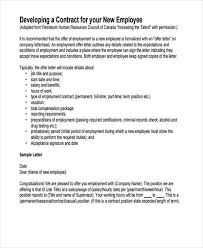 part time employment contract template free 100 images 897