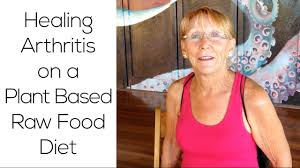 74 year young cecile heals arthritis on plant based raw food diet