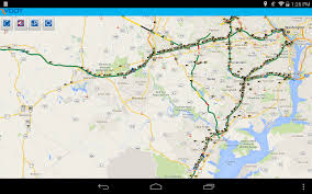 Virginia On The Map by Vdot 511 Virginia Traffic Android Apps On Google Play
