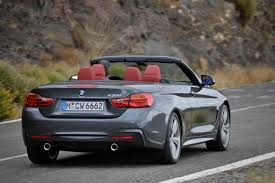 2014 bmw 4 series convertible 2014 bmw 4 series convertible official photos released cars co za