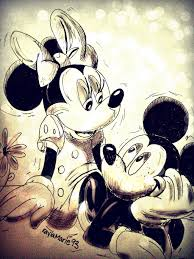 mickey mouse minnie mouse love free download clip art free