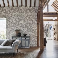 House Wallpaper Designs The Original Morris U0026 Co Arts And Crafts Fabrics And Wallpaper