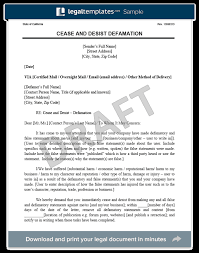 cease and desist letter create a free cease and desist legal