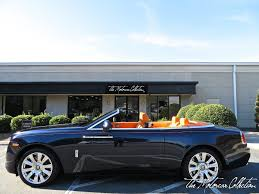 luxury rolls royce 2016 rolls royce dawn the motorcar collection used luxury