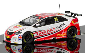 lego honda civic scalextric 1 32 btcc honda civic type r slot car c3734 35 99