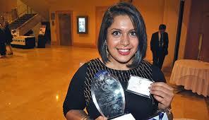 Sara Story Nursing Grad Earns Prestigious Accolades And Awards