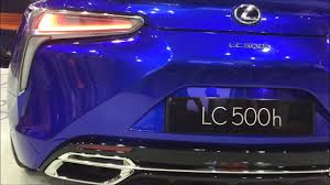 lexus cars manila philippine international motor show 2016 lexus lc500h hybrid l