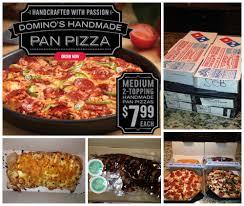domino s pizza family deal my savings