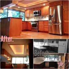 Lights In The Kitchen by Kitchen Renovation U2014 Rockstar Remodel