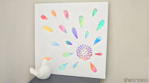 make your own cutout canvas wall art create fabulous wall art out of canvas