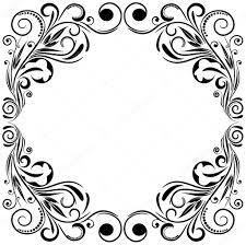 frame ornament vintage stock vector lukalex 26813027