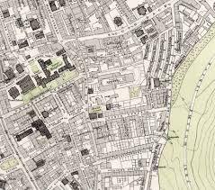 Edinburgh Map Maps Of Edinburgh Old Town