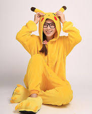 Halloween Costumes Pikachu Pikachu Costume Ebay