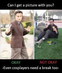 Cosplay Meme - cosplay meme geekdom amino