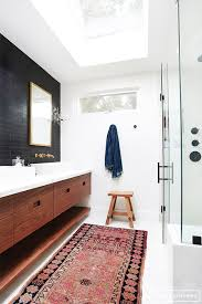 interiors by jacquin ditch the bathmat luxe area rug ideas for